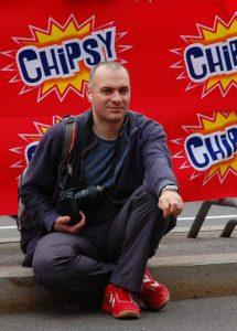 Fotograf-Chipsy